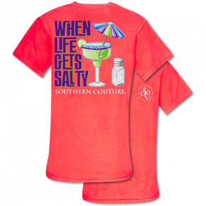 When Life Gets Salty Tee