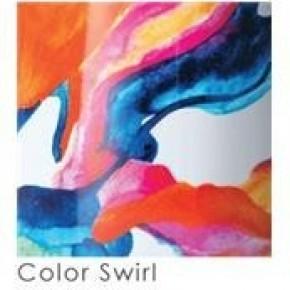 Color Swirl Swigs