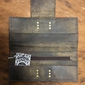 UPCYCLED LV Trifold