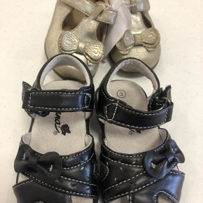 Sz 3! Lot of 2 Girls Shoes
