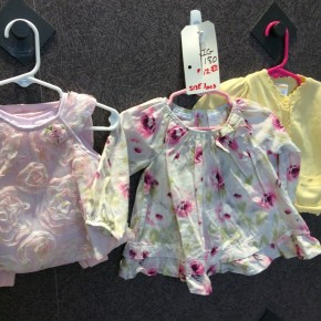 SIZE 3 MOS LIKE NEW LOT OF 3