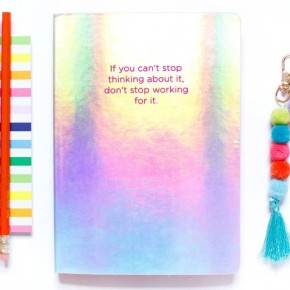 Can't Stop Don't Stop Notebook