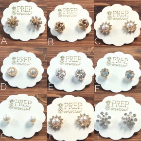 Fall Earring Collection #2