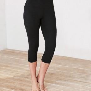 Black Capri Legging
