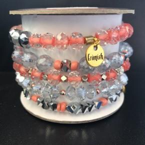 Erimish Coral Bracelets