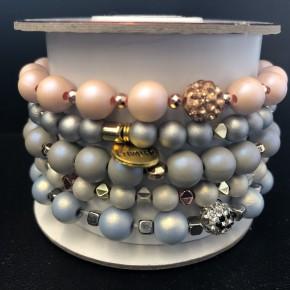 Erimish Spring colored bracelets