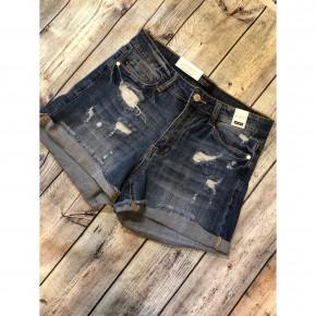 Barefoot Blue Jean Shorts