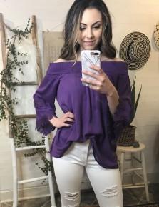 Purple Rain Top