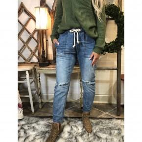 Boyfriend Cargo Jeans