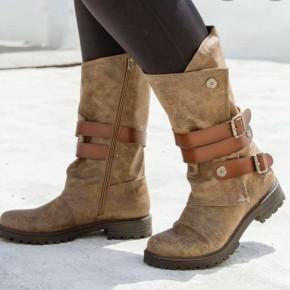 Blowfish Buckle Boots *Final Sale*