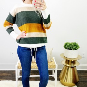 Shades of Fall Sweater