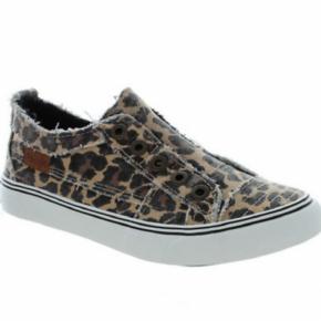 Blowfish Leopard KIDS sizes sneakers