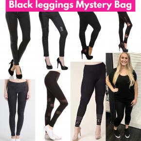 Black   Leggings mystery bag