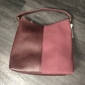 Maroon Purse