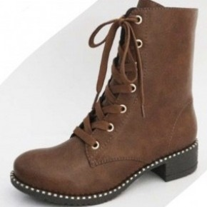 Bling Lace up Boot