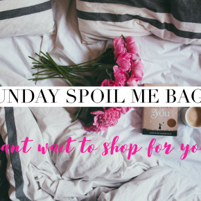 SUNDAY SPOIL ME BAG SOLD OUT