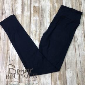 Navy blue tights