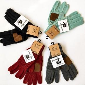 C.C. Brand Smart Tip Gloves (color choice)