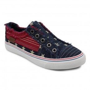 Blowfish Star Canvas Shoe