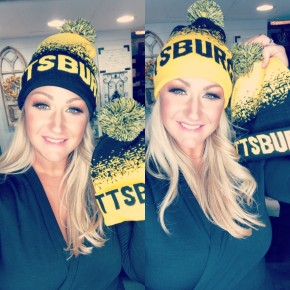 PITTSBURGH Beanie!  Steelers Penguins Pirates!