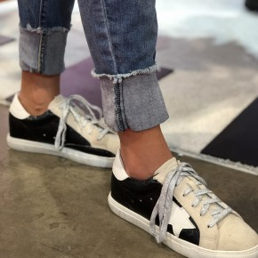 Shiny Star Sneakers