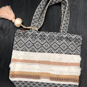 Handwoven Bohemian Bag