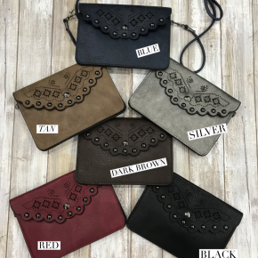 2 Pocket Crossbody