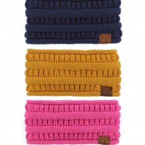 CC  Ear warmer headband.