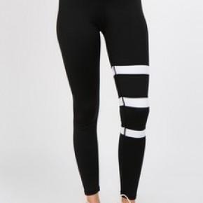 Varsity Striped Workout leggings