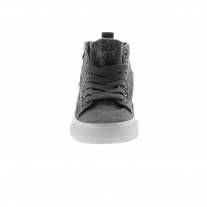 Blowfish Malibu gray hightop sneaker