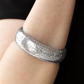 Tread Lightly - Silver b269