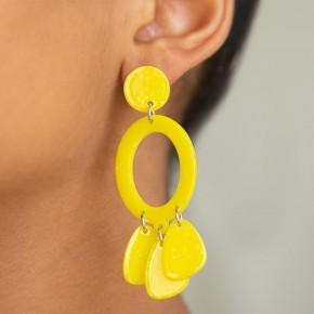 Sparkling Shores - Yellow e150