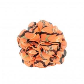 Flowery Fiesta - Orange