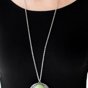 Medallion Meadow Green n411