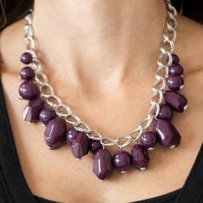 Gorgeously Globetrotter Purple n455