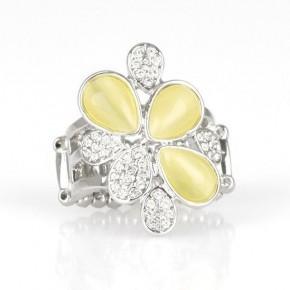 Diamond Daisies Yellow r99
