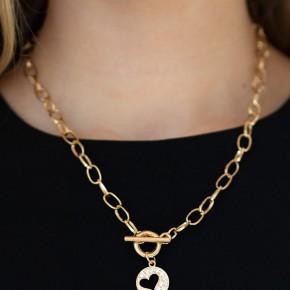 Heartbeat Retreat Gold n555