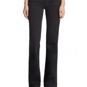 Free People 5 Pocket Jeans Black