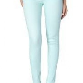 Miss Me Women's Blue Grass Chandelier Skinny Denim