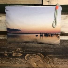 Sunset Pier Pouch