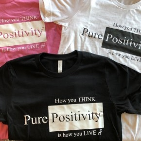 Pure Positivity Tee
