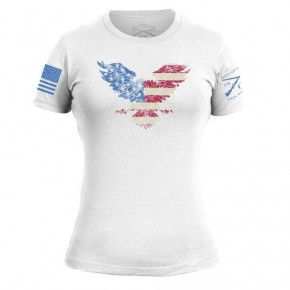 """Grunt Style """" Freagle"""" Womens Graphic T"""