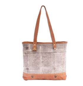 Myra Irregular Tote Bag