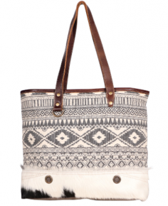 Myra Heavenly Tote Bag