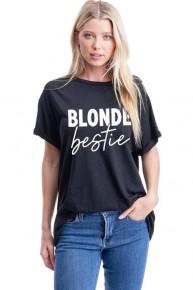 Blonde Bestie Graphic Tee