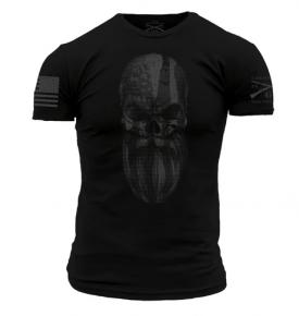 "Grunt Style ""Spectre Beard Skull"" Shirt"