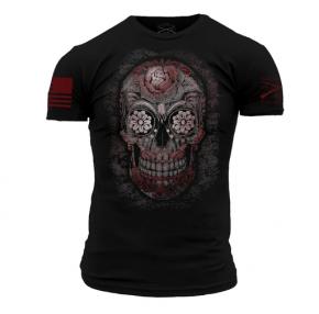 """Grunt Style """"Sugar Skull"""" Shirt"""