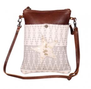 Myra Badge Crossbody Bag