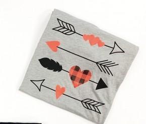 Hearts & Arrows CC Bella Graphic Tee