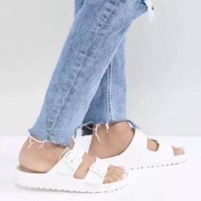 Marlowe 2 Strap Sandals